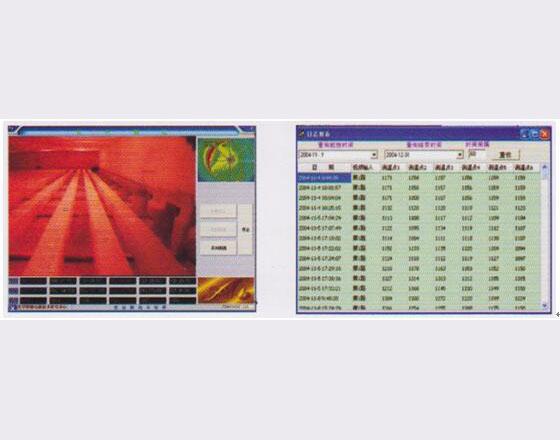 KT-CW爐內測溫工業電視系統
